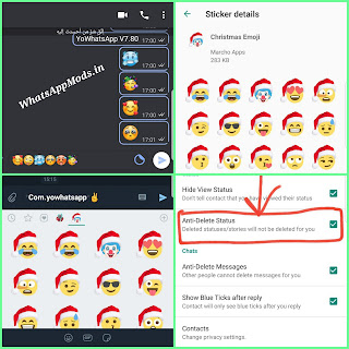 YoWhatsApp v7.80 December Update