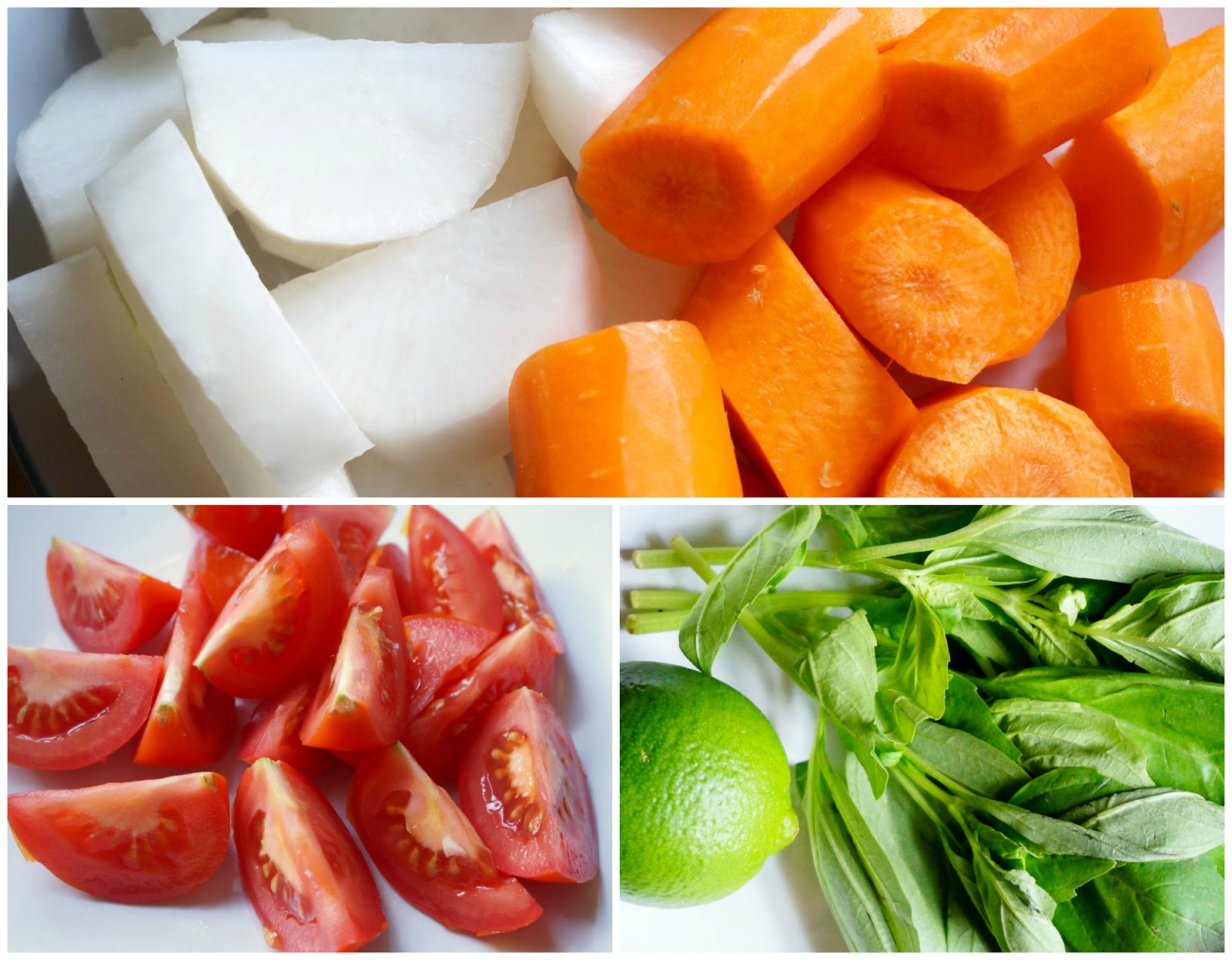 Beef Brisket & White Radish Recipe