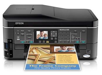 Epson WorkForce 633 Driver Della Stampante Scaricare