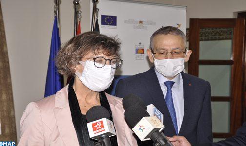 مغاربة العالم يضطلعون بدور هام في التنمية الاقتصادية (سفيرة الاتحاد الأوروبي)