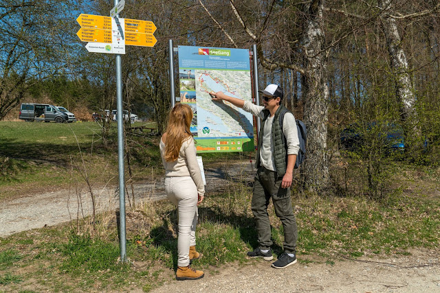 SeeGang Etappe 2 Wilde Tobel und alte Burgen: Von Wallhausen über den Bodanrück nach Bodman-Ludwigshafen | Premiumwanderweg Bodensee Konstanz 09