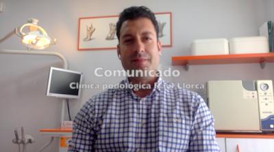 Video del comunicado