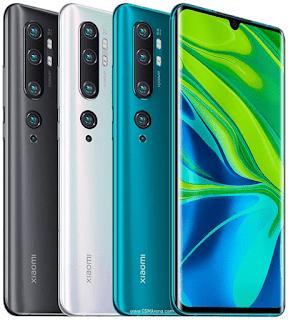 Xiaomi Mi CC9 Pro Key Specs Price