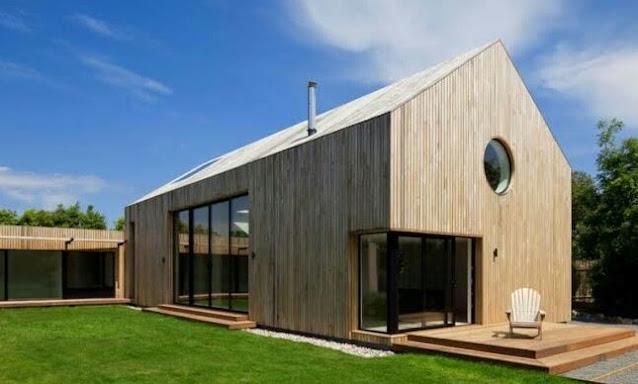 Modern Scandinavian House Floor Plans