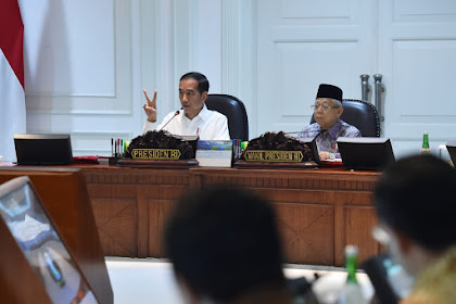 Empat Instruksi Presiden Jokowi terkait Upaya Penciptaan Lapangan Kerja