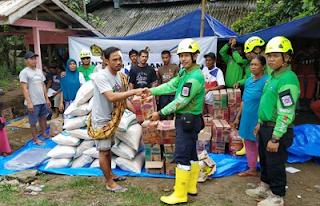 bantuan untuk warga yang terkena bencana alam www.simplenews.me