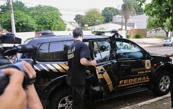 Facção paulista é alvo de operação da Polícia Federal