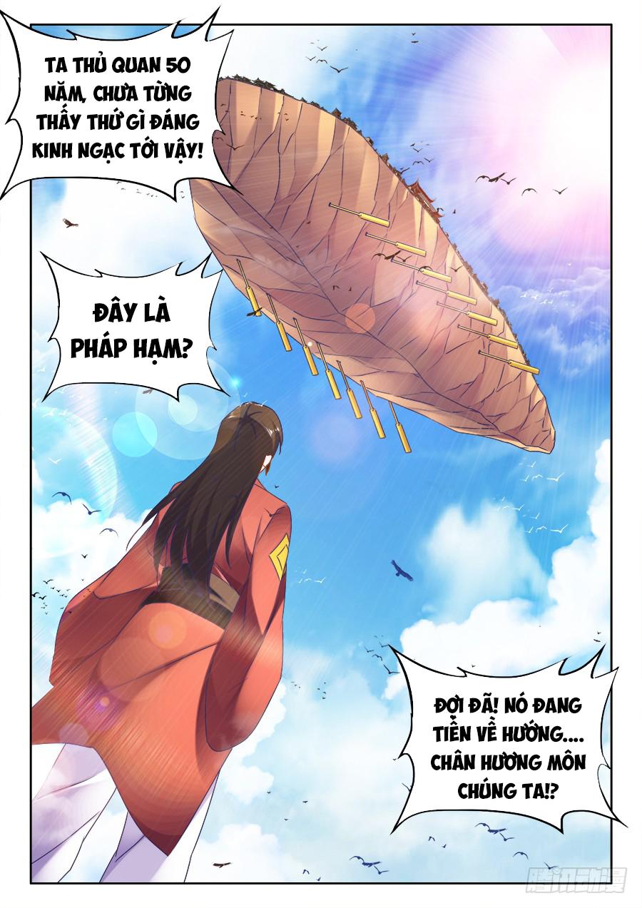 Song Tu Đạo Lữ Của Tôi Chapter 449 video - Hamtruyen.vn