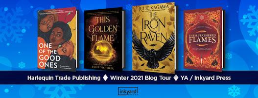 the iron raven blog tour inkyard press