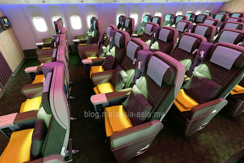 Premium Economy Class of China Airlines