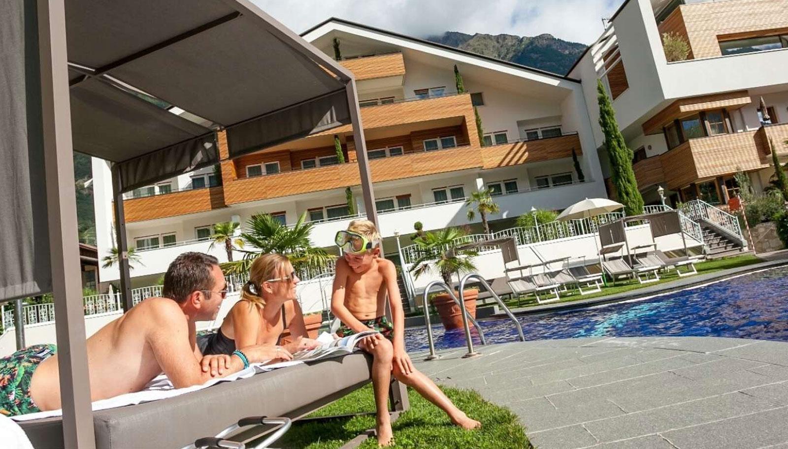Family Hotel Tyrol Naturns