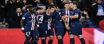 اهداف مباراة باريس سان جيرمان وديجون (6-1) كأس فرنسا