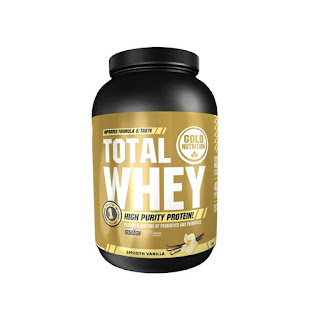Total Whey Gold Nutrition