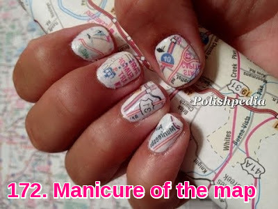 Manicure of the map