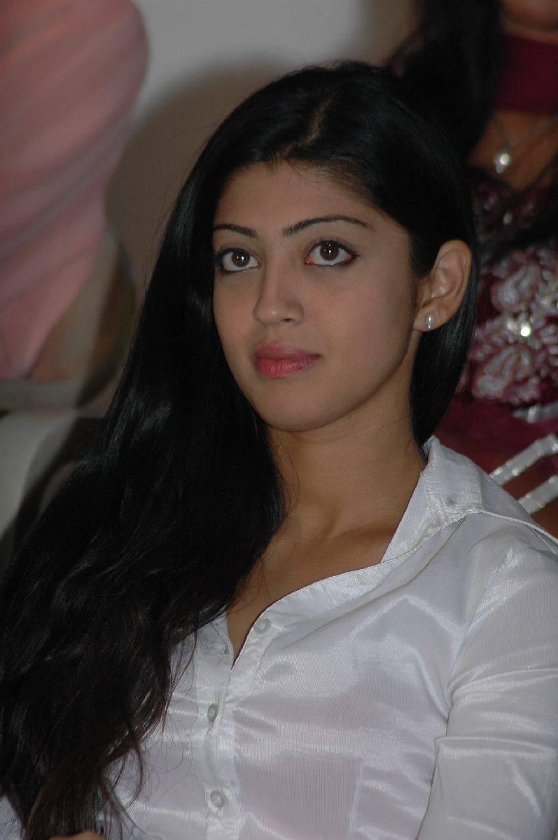 Beautiful Telugu Girl Pranitha Latest Stills In White Shirt