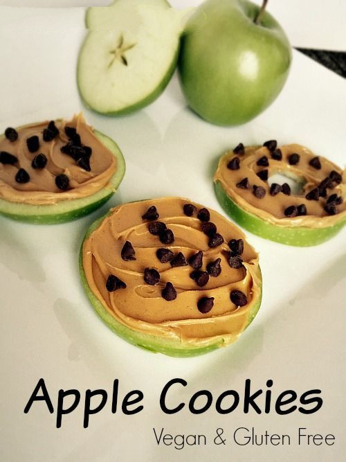 Apple Cookies - Apple Cookies are healthy and delicious which makes them the perfect snack!