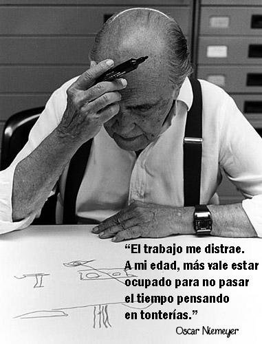 De Arkitectura Oscar Niemeyer Biografía
