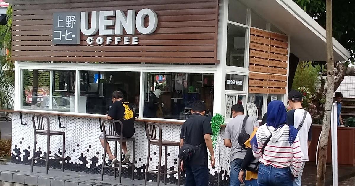 Ikut Yuk ! Nongkrong & Ngopi Bareng di Ueno Coffe Shop Madiun
