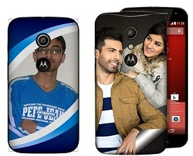 Get Customized / Personalized Skin for your MOTO-G / MOTO-E / MOTO-X Mobile Phone just for Rs.299 Only @ Printvenue (Valid till 30th Nov'14)