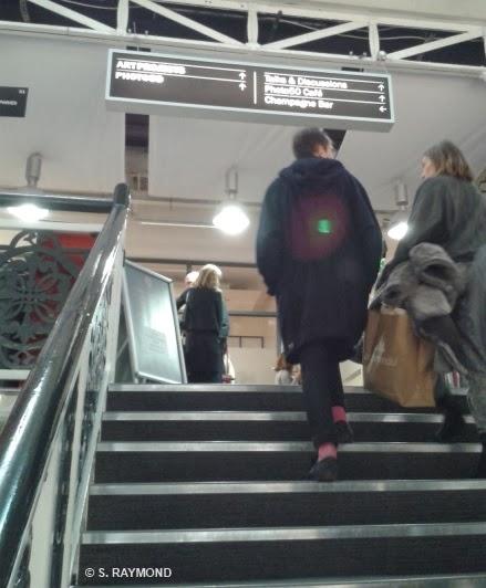 LAF2014 stairs