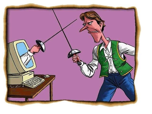 Копипаста: Воины интернетов - классификация сетевых пользователей