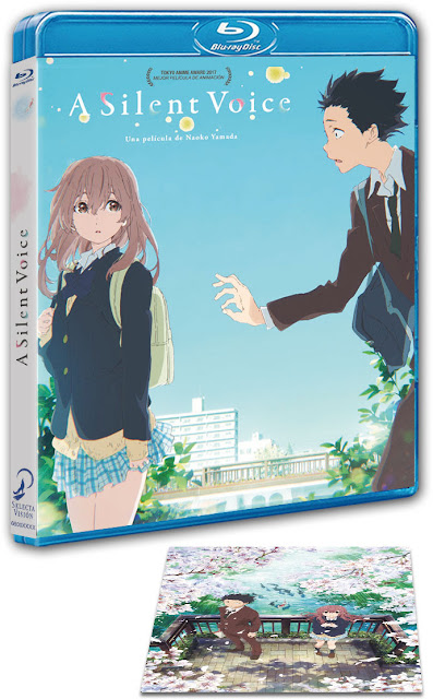 A Silent Voice - Bluray