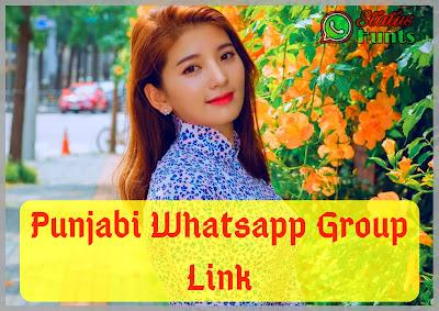 WhatsApp Group Links 18 Punjabi