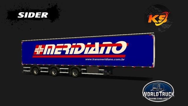 SIDER - MERIDIANO TRANSPORTES