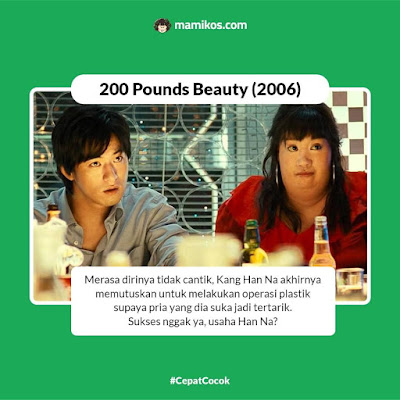 Film Romantis 200 Pounds Beauty (2006)