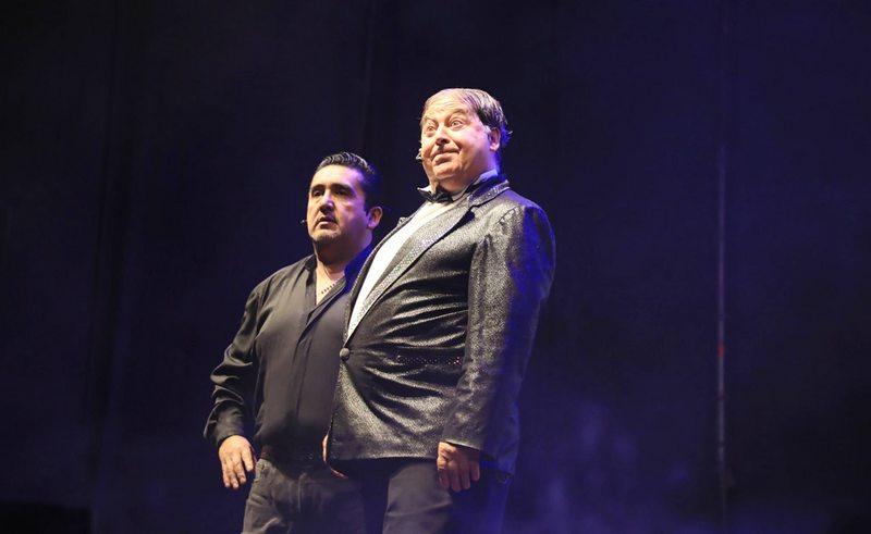 Che Copete duró apenas 15 minutos en el Festival de Iquique