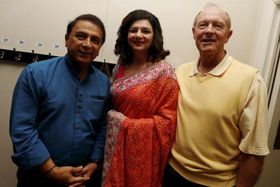 Sunil Gavaskar Picture