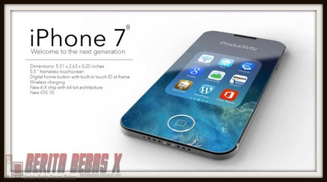iPhone7, teknologi, tak spesial gara gara ini, berita bebas