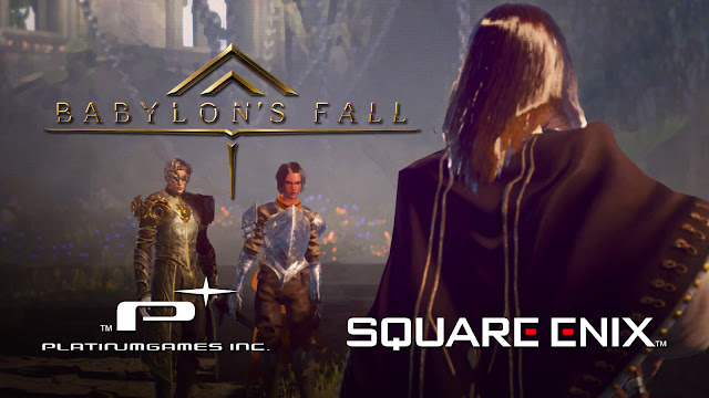 babylon's fall fans angry live-service action role-playing hack and slash platinum games square enix pc steam ps4 ps5