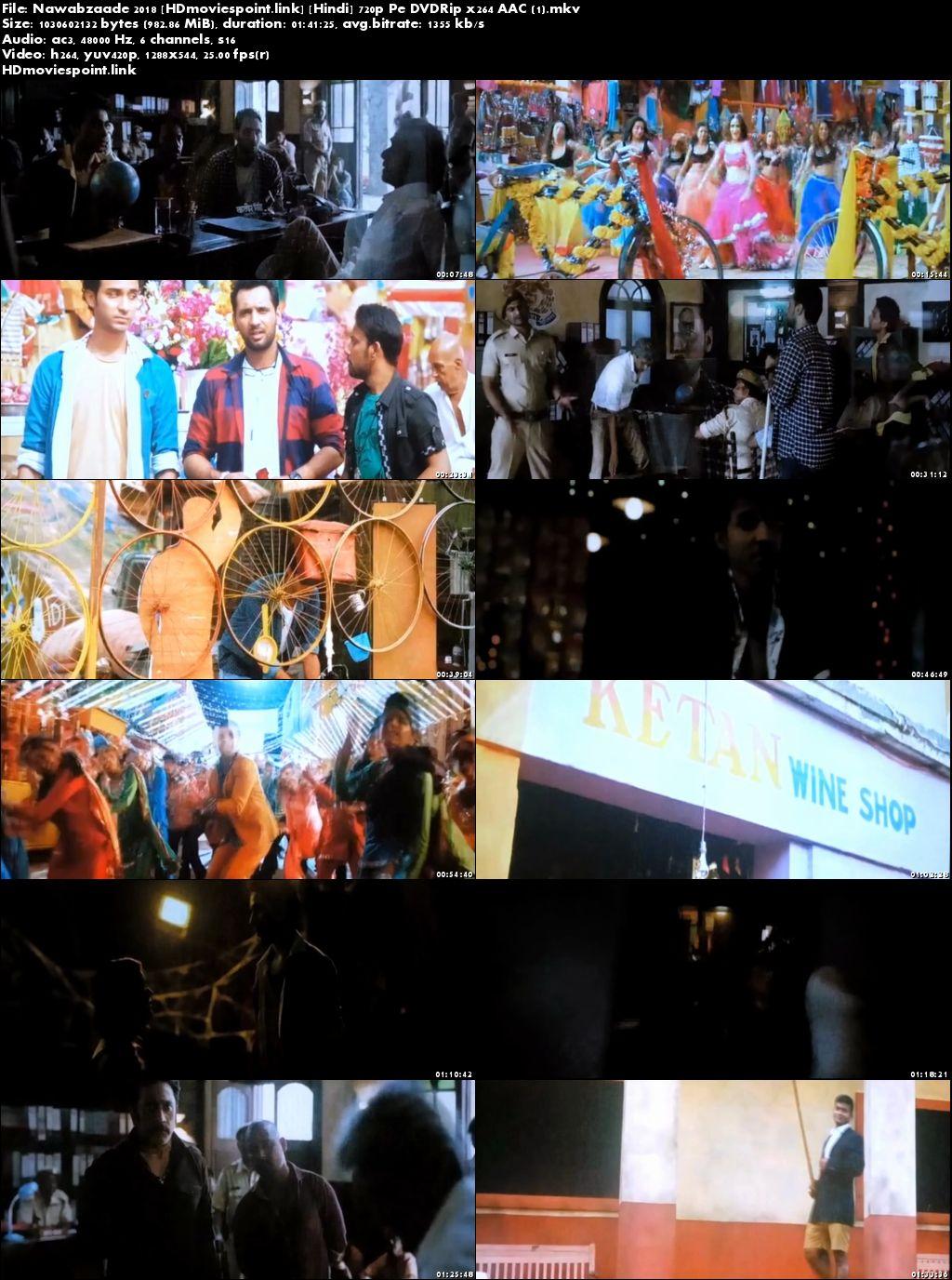screen shot Nawabzaade 2018 Full Hindi Movie Download HD 720p