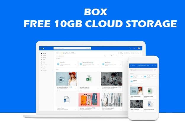 Box - Μία από τις καλύτερες εφαρμογές για αποθήκευση στο cloud με δωρεάν χώρο 10GB