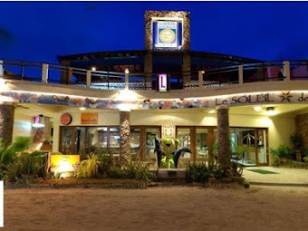 Le Soleil de Boracay's Beach Cafe: Savoring a Delicious Filipino-themed Dinner Buffet