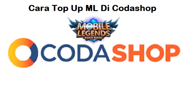 Cara Top Up ML Di Codashop