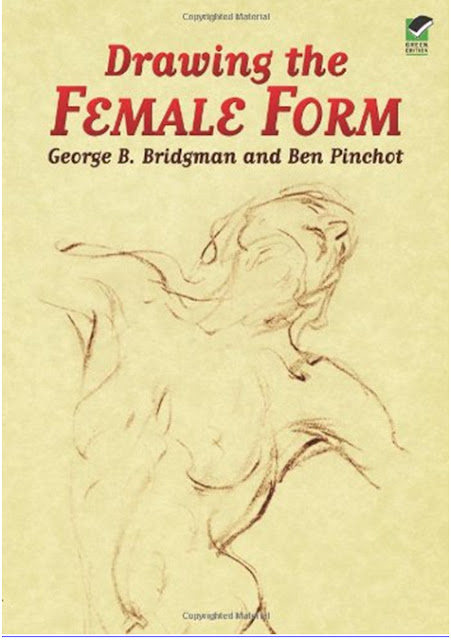 EbookArt | Drawing the Female Form