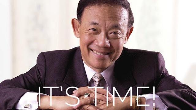 Jose Mari Chan It's Time Meme