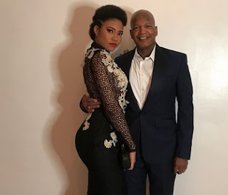 Meet Anna Ebiere's Very Handsome Dad (photos)