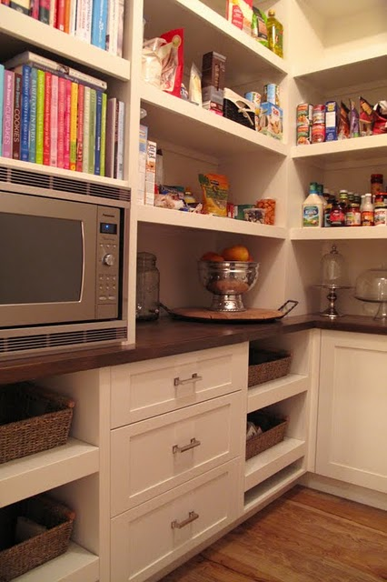 Pantry Storage On Pinterest Butler Pantry Pantries And