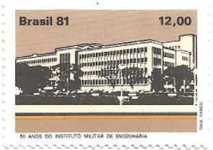 Selo Instituto Militar de Engenharia