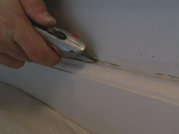 Step to Recover the Water Damaged Drywall