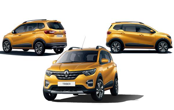 Spesifikasi dan Harga Renault Triber 2021