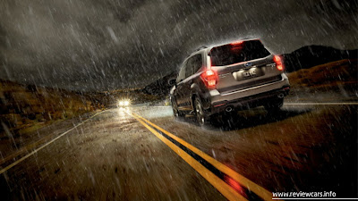 driving During the rain at night