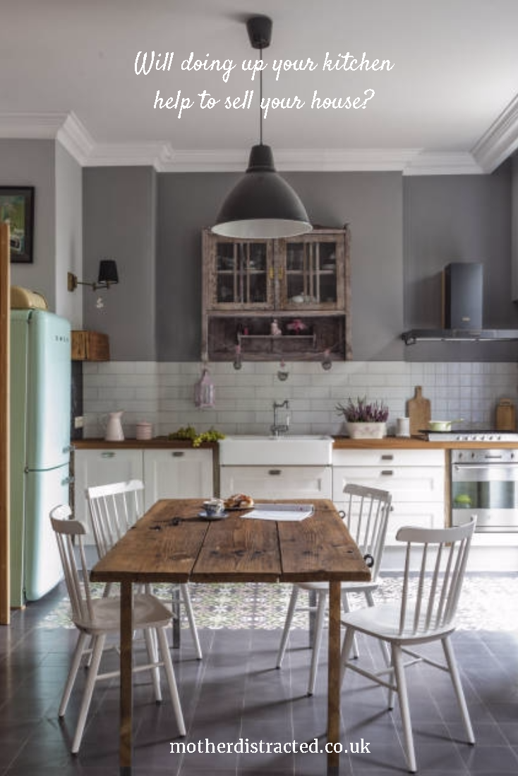 Will Doing Up Your Kitchen Help To Sell Your House?
