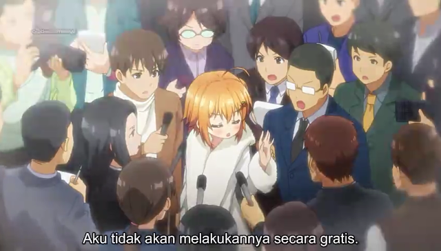 Re Stage! Dream Days Episode 08 Subtitle Indonesia