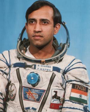 Milestones of Independent India,Rakesh Sharma