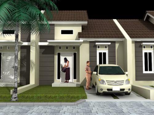 Terpopuler Gambar Desain Rumah Minimalis Type 36/60 ...