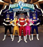 Power Rangers in Space (Subtitle Indonesia)